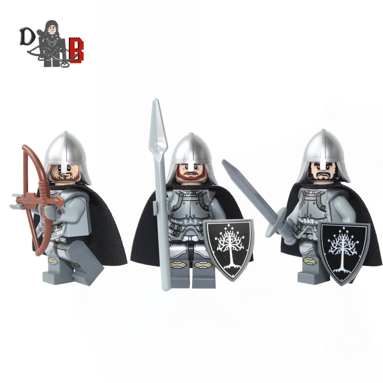 lego gondor soldiers V4