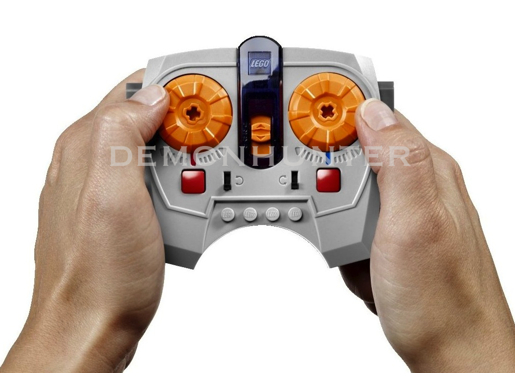 Lego power functions remote