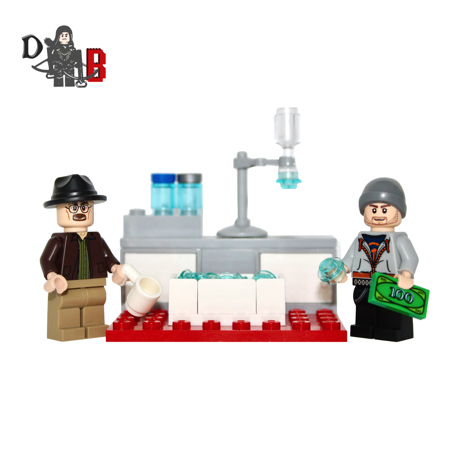 lego breaking bad set V2