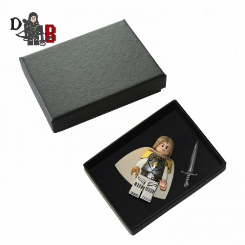 Minifigure Gift box – (Minifigure not included)