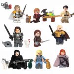 lego game of thrones 9 pack V3 Square 2.5