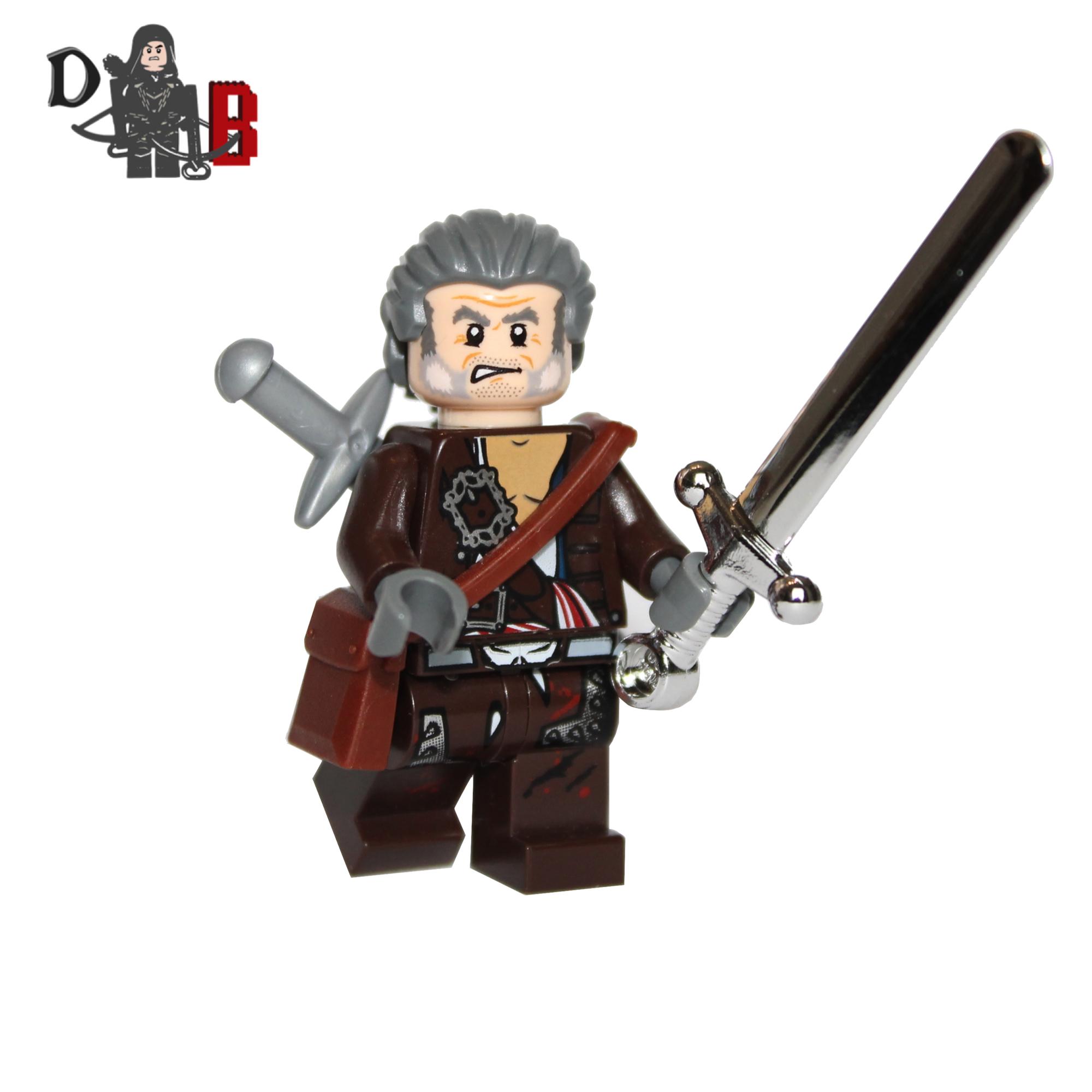 lego Geralt V2
