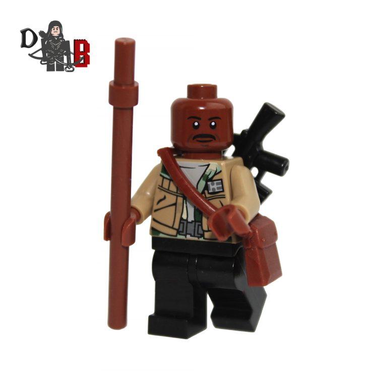 Lego morgan