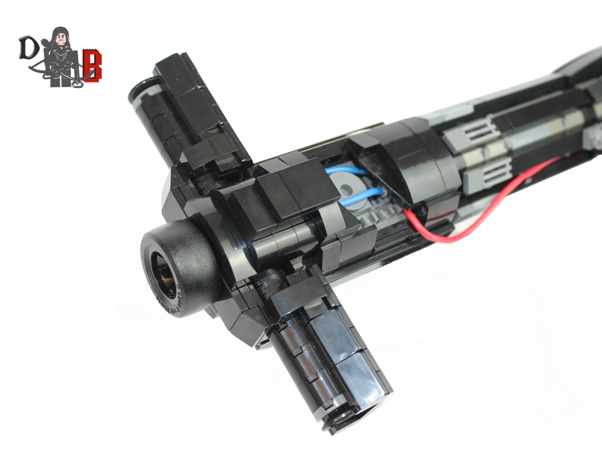 lego lightsaber hilt instructions