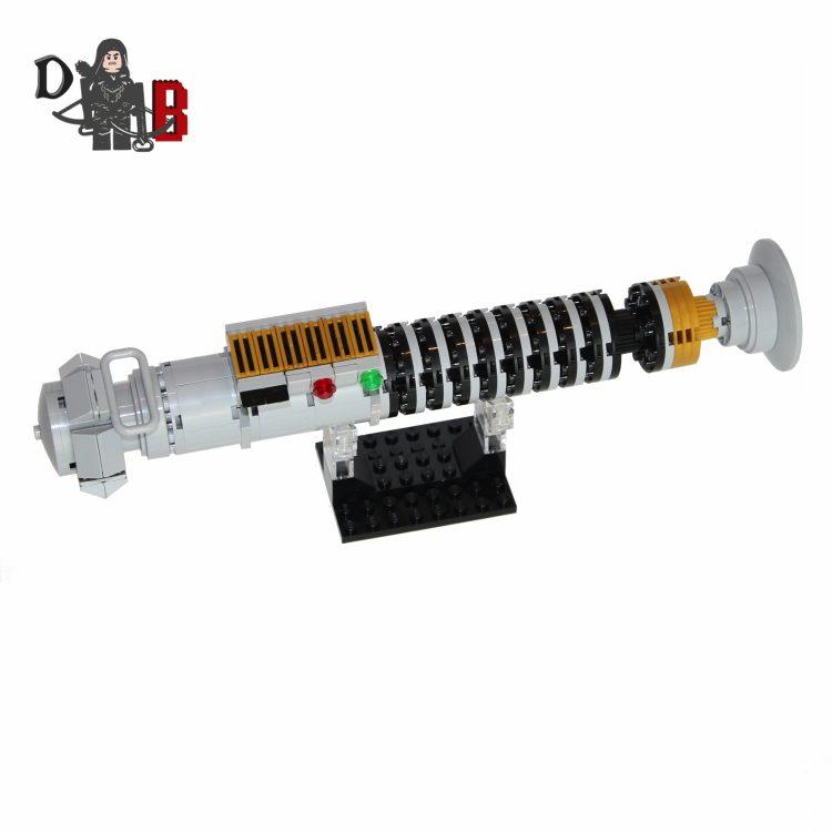 Lego luke return of the jedi lightsaber