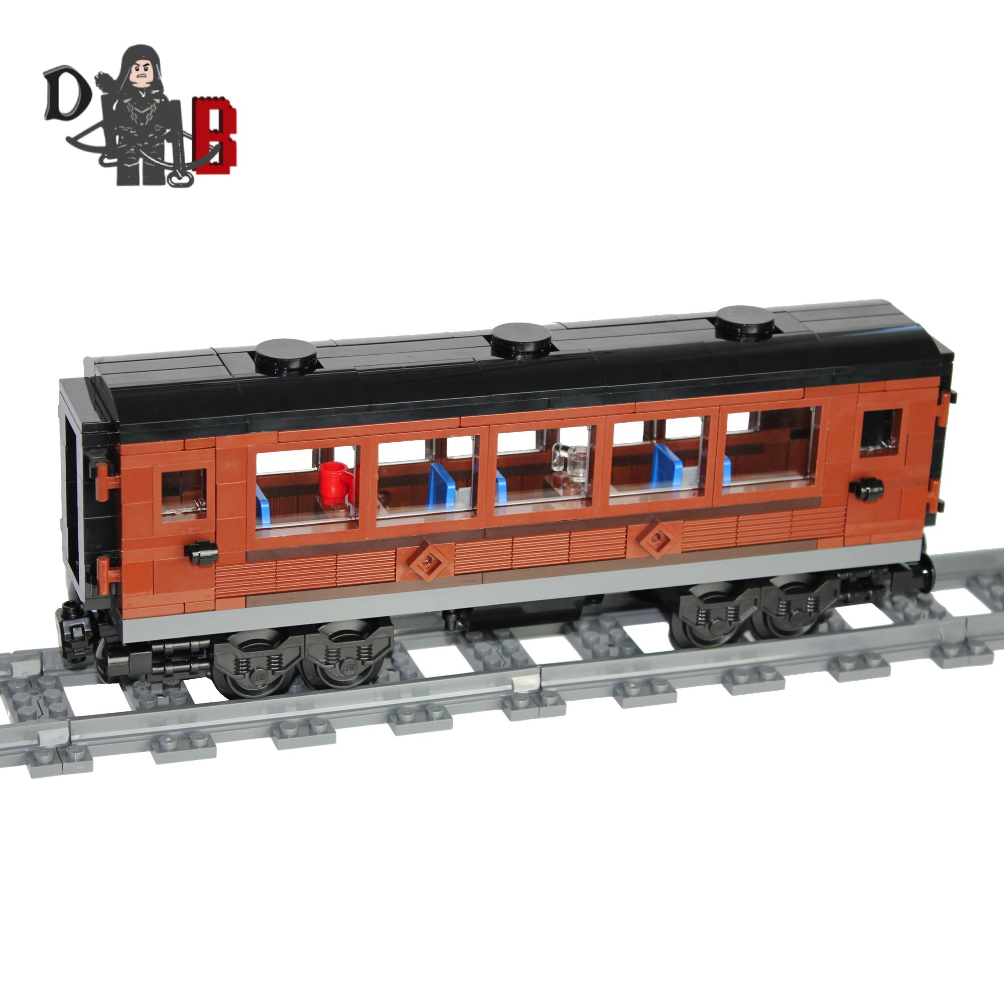 lego Flying scottsman passenger carriage main