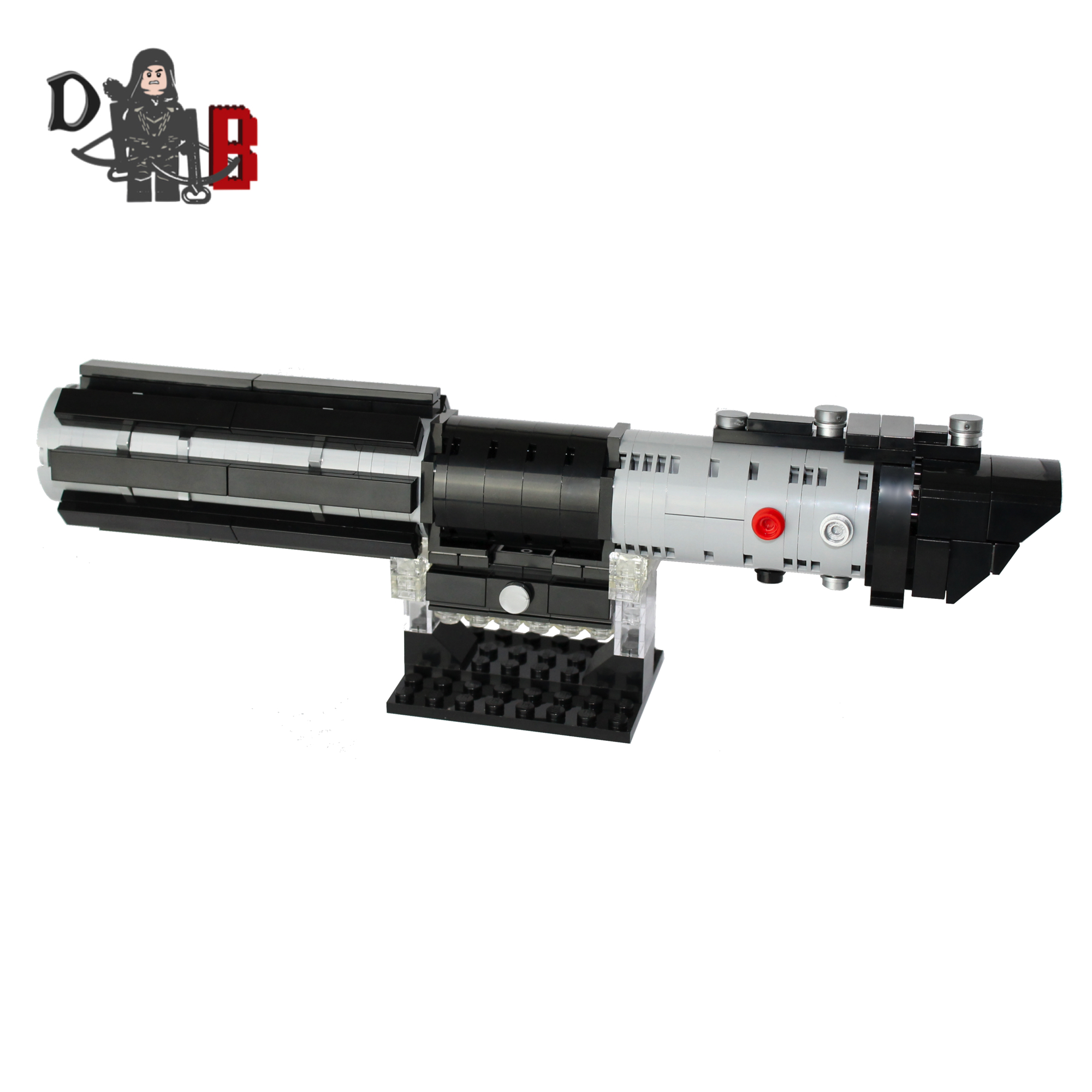 Darth Vader ESB Lightsaber – Demonhunter Bricks