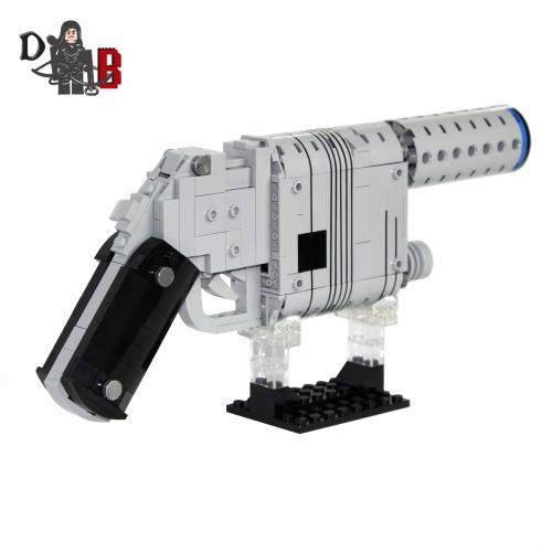 Han Solo's/Rey's NN-14 Blaster