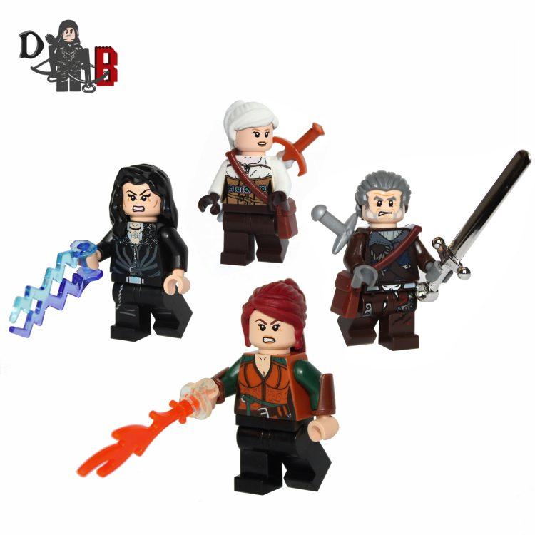 Demonhunter Bricks – Bespoke custom designed Minifigures and sets.