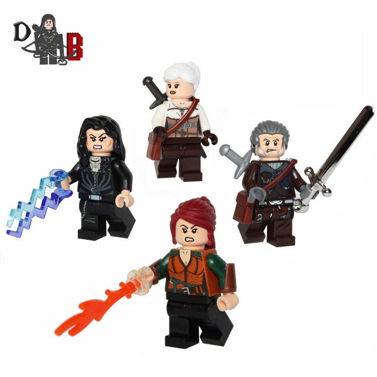 lego witcher