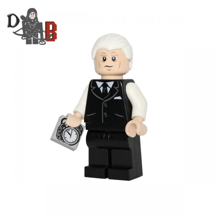 lego Dr robert ford westworld