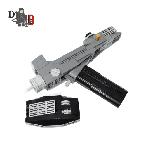Star Trek Custom Star Fleet Type 2 Phaser